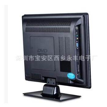 王牌高清插卡液晶电视 15寸移动一体机 带USB