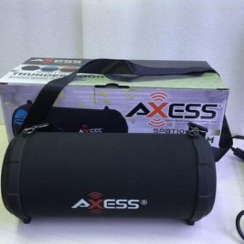 AXESS 1040蓝牙音箱 炮筒户外音响旅行便携式迷你汽车音箱低音炮