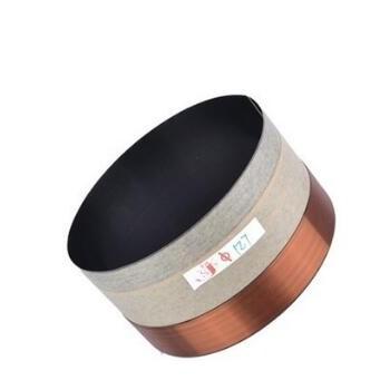 喇叭配件/维修配件/扬声器配件/127克铝低音音圈