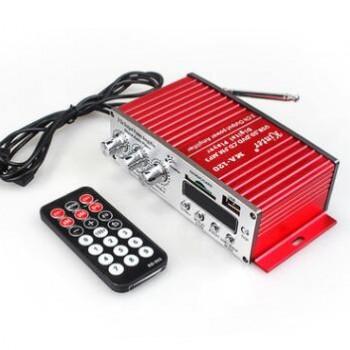 【正品】Kinter 金特MA-120外贸小功放机 12V电脑2.0声道带收音机
