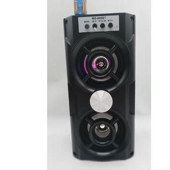 USB大功率户外广场舞便携式拉杆音响低音炮移动蓝牙音箱 批发