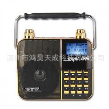 金正 K290户外扩音器二胡广场舞音响手提音箱 音响 收音机