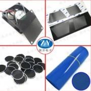 厂家定制防尘网 PVC防尘网 机箱PC喇叭网 音箱塑料冲孔网厂家