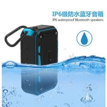 新款私模IP67防水蓝牙音箱 户外运动插卡重低音音箱 一件代发