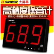 台湾衡欣AZ8925声级计 声音分贝测试仪 分贝仪 噪声测试仪 噪音计