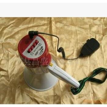 厂家直销手持喊话器 批发录音喊话器 广告促销专用叫卖器