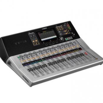 Yamaha/雅马哈 TF3 24路演出舞台专业数字调音台