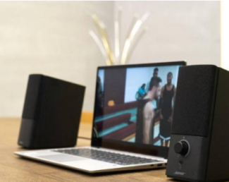 小音箱也能演绎影院感,Bose桌面迷你音箱使用评测