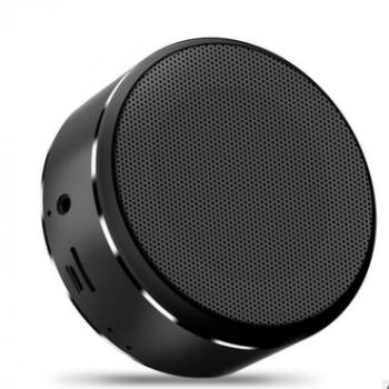 新款蓝牙铝金小音箱 智能迷你插卡低音炮创意蓝牙音箱直销批发