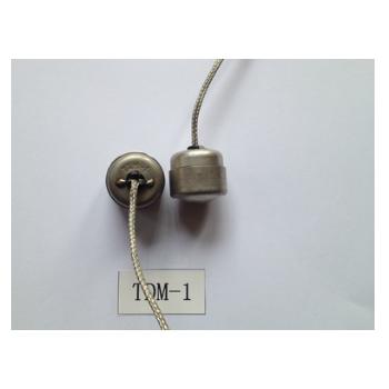 宽频带屏蔽式受话器