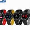 时尚睡眠监测运动手环新款心率血压智能手环蓝牙计步器一件代发