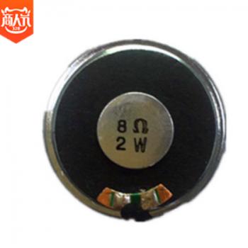 喇叭扬声器40mm 4欧8欧2w1w2瓦内磁超薄全频语音对讲佛经广告机