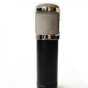 厂家直销 猪笼麦克风 火箭筒电容麦 鸭嘴麦克风 电脑直播主播话筒