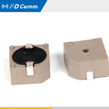 常州 电磁式无源贴片蜂鸣器 SMD-128065F顶发音 福鼎厂家直销5V