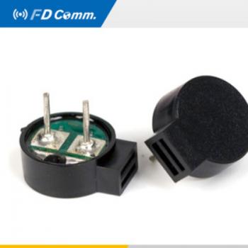 常州电磁无源插针蜂鸣器FDC-090040H侧发音 福鼎厂家直销3.6 V