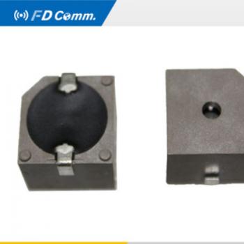 常州电磁式有源贴片蜂鸣器 SMD-128100F顶发音 福鼎厂家直销 5V