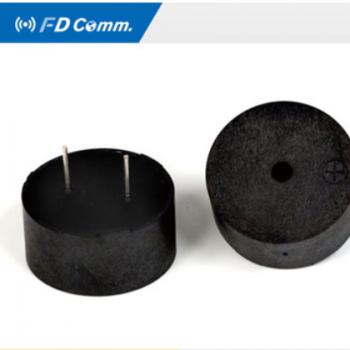 常州电磁无源插针蜂鸣器 FDC-250125F顶发音 福鼎厂家直销5V