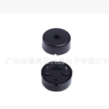 直径17mm无源插针蜂鸣器 直插式扁针 厂家直销 品质保证