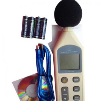 高精度噪声测试仪 分贝仪 声音检测分贝仪噪声检测仪噪音计招代理