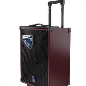 双诺SN-08声美8寸户外拉杆音箱广场舞音响便扔式大功率扩音器无麦