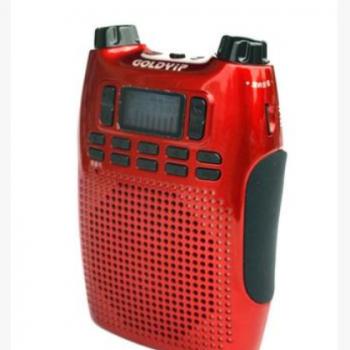 金业GL-9196UC腰胯扩音器喊话器教学语言放大器导游讲解TF卡播放