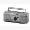 Goldyip/金业GP-A45UR磁带复读机教学机录音收音机USB播放MP3文件