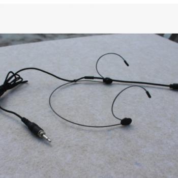 便携式头戴式教师扩音器 多功能扩音器电容麦 头戴耳麦扩音器