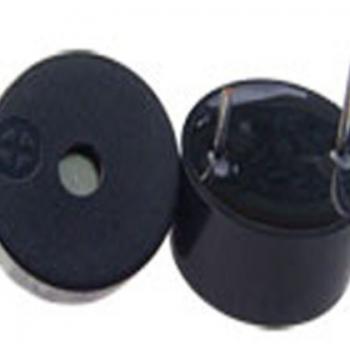 【华圣电子】 品质保证 有源 一体3V5V 双晶体管 薄型 蜂鸣器