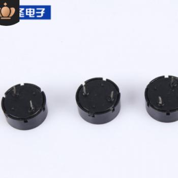 供应高品质压电式无源1707蜂鸣器 单声道无源环保蜂鸣器可定制