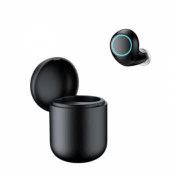 蓝牙耳机带充电仓迷你运动无线入耳式小单耳开车私模新款胶囊耳机