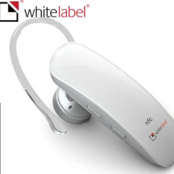 蓝牙耳机whitelabel/玩感 BH803 4.0 单耳商务蓝牙耳机通话挂耳式