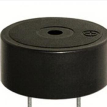 特供 压电式蜂鸣器PCDZ-2310B有源12V连续声