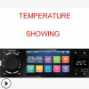 4.1 inch Touch Screen Car stereo MP5 player bluetooth/aux in
