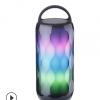 2019新品蓝牙音箱七彩触控呼吸灯厂家Bluetooth Speaker私模