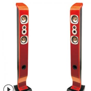 狮龙sp-999 家庭影院 5.1音响套装 高档木制 组合音柱音箱 直销