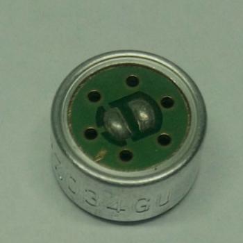 厂家定制CZ034GU双电容降噪出口品质会议麦头盔麦K歌麦专用咪MIC