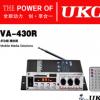 12V车载功放机 USB功放 带SD卡接口 有FM收音功能功放 VA-430