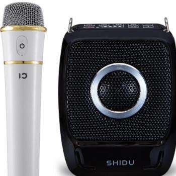 十度 S92 UHF 无线扩音器大功率小蜜蜂扩音器无线手持单无线话筒