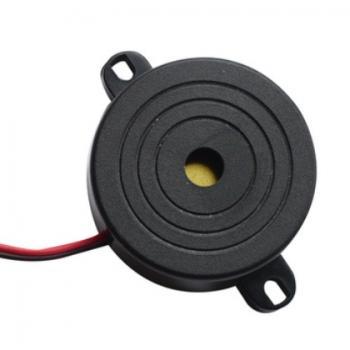 厂家批量供应 断续声有源压电式蜂鸣器单声道PPT材质环保耐高温