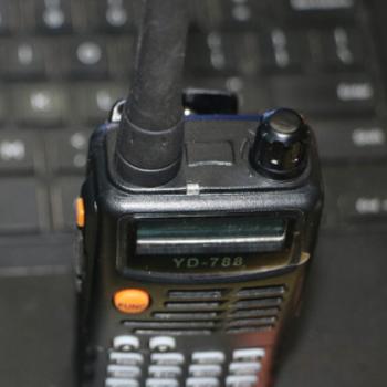 销售供应YD788对讲机 无线专业民用酒店餐厅手台对讲机