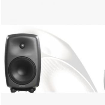 Genelec真力 8050B二分频监听音箱