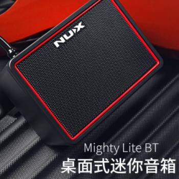 NUX小天使MIGHTY/20BT/40BT迷你蓝牙吉他数字效果充电lite音箱BT
