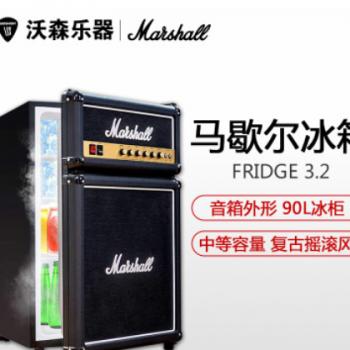 马歇尔MARSHALL FRIDGE 3.2 复古音箱冰箱潮品陈列吉他音响外形柜