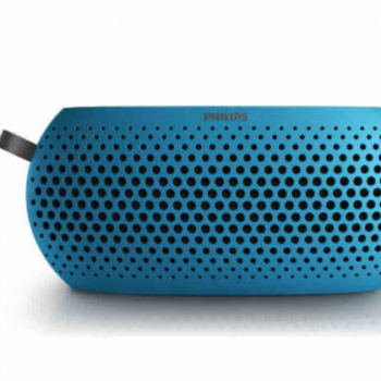 Philips/飞利浦 SBM130 迷你音响便携式插卡音响收音机户外低音炮