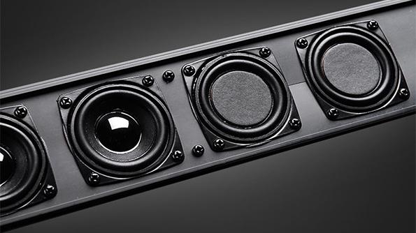 森海塞尔Ambeo Soundbar音箱评测:3D环绕效果一个顶级音箱就够了