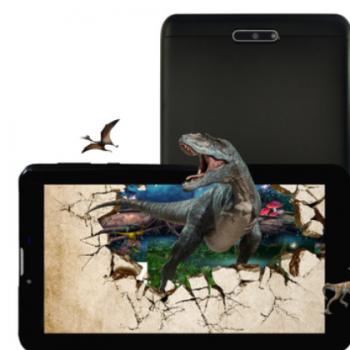 7寸平板电脑1GB+8GB四核3G通话MTK8321金属外壳安卓6.0高清平板