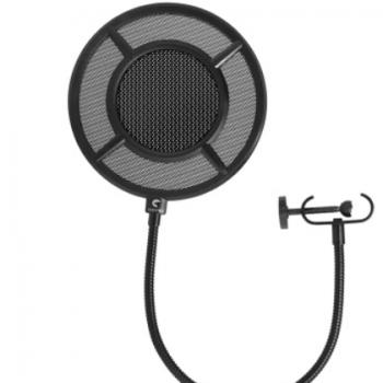麦克风防风网罩 录音大话筒防喷网 直播直播设备 厂家