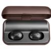 亚马逊爆款tws5.0无线蓝牙耳机金属仓T1Pro防水7级入耳式蓝牙耳机