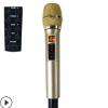 厂家直销新无线咪 带混响高音调节低音调节多功能U段无线麦克风