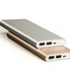 移动电源智能手机通用充电宝便携礼品定制双USB输出移动电源批发